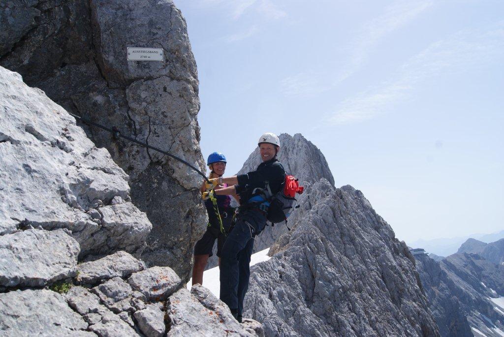 Klettersteig Johann Dachstein : Dachstein m klettersteig dachsteingebirge